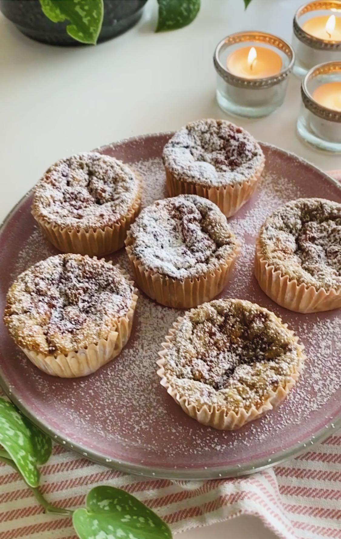 TIK TOK muffins